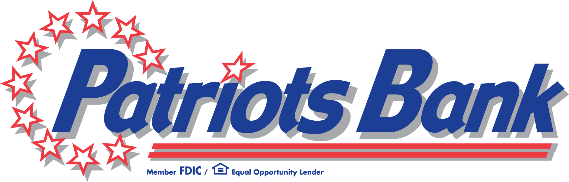 Patriots Bank Logo